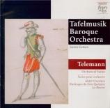 TELEMANN - Lamon - Ouverture pour quatre cors, deux hautbois, deux violo