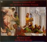 VIVALDI - Cocset - Sonate pour violoncelle et b.c. en la mineur op.14 n°
