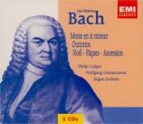 BACH - Jochum - Messe en si mineur, pour solistes, chœur et orchestre BW