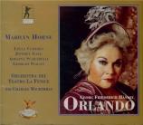 HAENDEL - Mackerras - Orlando, opéra en 3 actes HWV.31 Live Venezia 14 - 4 - 85