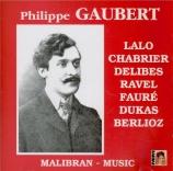 LALO - Gaubert - Le roi d'Ys : ouverture