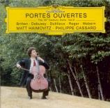 Twentieth Century Cello Vol.3