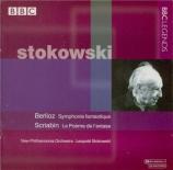 BERLIOZ - Stokowski - Symphonie fantastique op.14