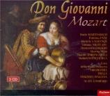 MOZART - Lombard - Don Giovanni (Don Juan), dramma giocoso en deux actes