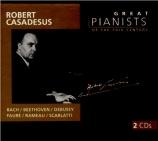 BACH - Casadesus - Suite française n°6, pour clavier en mi majeur BWV.81