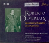 DONIZETTI - Rudel - Roberto Devereux (live Aix 30 - 7 - 77) live Aix 30 - 7 - 77