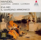HAENDEL - Mei - Agrippina condotta a morire, cantate HWV.110 (aussi 'Dun