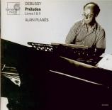DEBUSSY - Planès - Préludes I, pour piano L.117