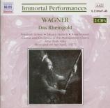 WAGNER - Bodansky - Das Rheingold (L'or du Rhin) WWV.86a