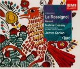 STRAVINSKY - Conlon - Le rossignol, conte lyrique, pour voix et orchestr
