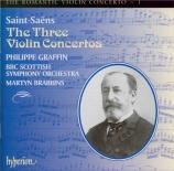SAINT-SAËNS - Graffin - Concerto pour violon n°1 op.20