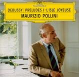 DEBUSSY - Pollini - Préludes I, pour piano L.117