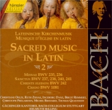 Sacred Music in Latin Vol.2