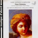 CHARPENTIER - Christie - Caecilia, virgo et martyr H.397
