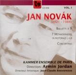Jan Novak Vol.1