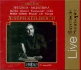 PFITZNER - Keilberth - Palestrina
