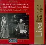 STRAUSS - Sawallisch - Die schweigsame Frau (La femme silencieuse), opér Live München, 14 - 7 - 1971