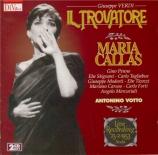 VERDI - Votto - Il trovatore, opéra en quatre actes (version originale 1 Live Scala 23 - 2 - 1953