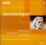 BOULANGER - Boulanger - Psaume 130 'Du fond de l'abîme'