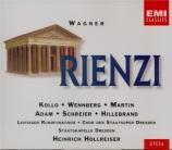 WAGNER - Hollreiser - Rienzi, der Letzte der Tribunen (Rienzi, le dernie