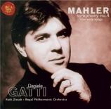MAHLER - Gatti - Symphonie n°4