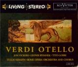 VERDI - Serafin - Otello, opéra en quatre actes