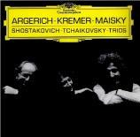 CHOSTAKOVITCH - Argerich - Trio avec piano n°2 op.67 (live recording) live recording