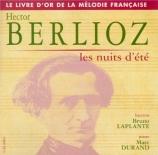 BERLIOZ - Laplante - Les nuits d'été op.7