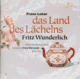 LEHAR - Wunderlich - Das Land des Lächelns (Le pays du sourire) : extrai