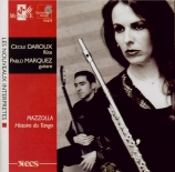 PIAZZOLLA - Daroux - L'histoire du tango