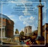 ROSETTI - Klöcker - Concerto pour deux cors en fa majeur C.60