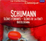 SCHUMANN - Arrau - Kinderszenen (Scènes d'enfants), treize pièces pour p