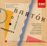 PROKOFIEV - Argerich - Quintette pour hautbois, clarinette, violon, alto