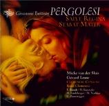PERGOLESE - Clemencic - Stabat Mater