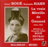 GOUNOD - Boué - Mireille : extraits