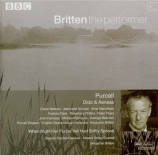 PURCELL - Britten - Dido and Aeneas (Didon et Énée), opéra Z.626