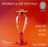 Musique et Art Nouveau (flute, alto & harpe)