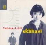 CHOPIN - Skanavi - Variations brillantes pour pianoen si bémol majeur o