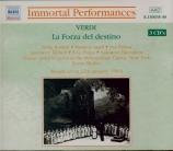 VERDI - Walter - La forza del destino, opéra en quatre actes (version 18