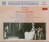 STRAUSS - Bodansky - Der Rosenkavalier (Le chevalier à la rose), opéra o live MET 7 - 1 - 1939