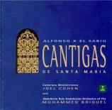 ALFONSO X - Cohen - Cantigas de Santa Maria