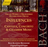 Influences of Cantata, Concerto & Chamber Music Vol.98