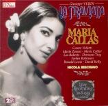 VERDI - Rescigno - La traviata, opéra en trois actes