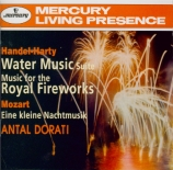 HAENDEL - Dorati - Water Music : Suite (arr. Harty-Szell)