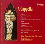 A Cappella (Music of England, Germany & France)