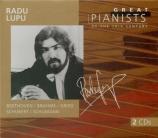 BEETHOVEN - Lupu - Trente-deux variations pour piano sur un thème origin