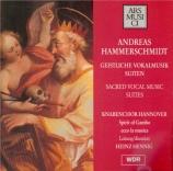 HAMMERSCHMIDT - Hennig - Motets pour les temps de Noël