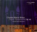 WIDOR - Moosmann - Symphonie pour orgue n°5 op.42 n°1