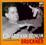 BRUCKNER - Van Beinum - Symphonie n°7 en mi majeur WAB 107