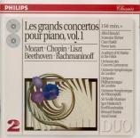 Les grands concertos pour piano Vol.1
